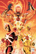 the fury of firestorm the nuclear men #1 cover