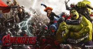 Avengers: Age of Ultron Or, A Movie Marvel Wants You to See in Theaters Repeatedly