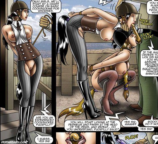 pony girl slave comics - DATAWAV