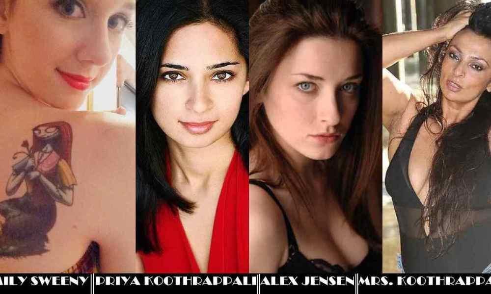 Top 10 Alluring Actresses On Big Bang Theory!