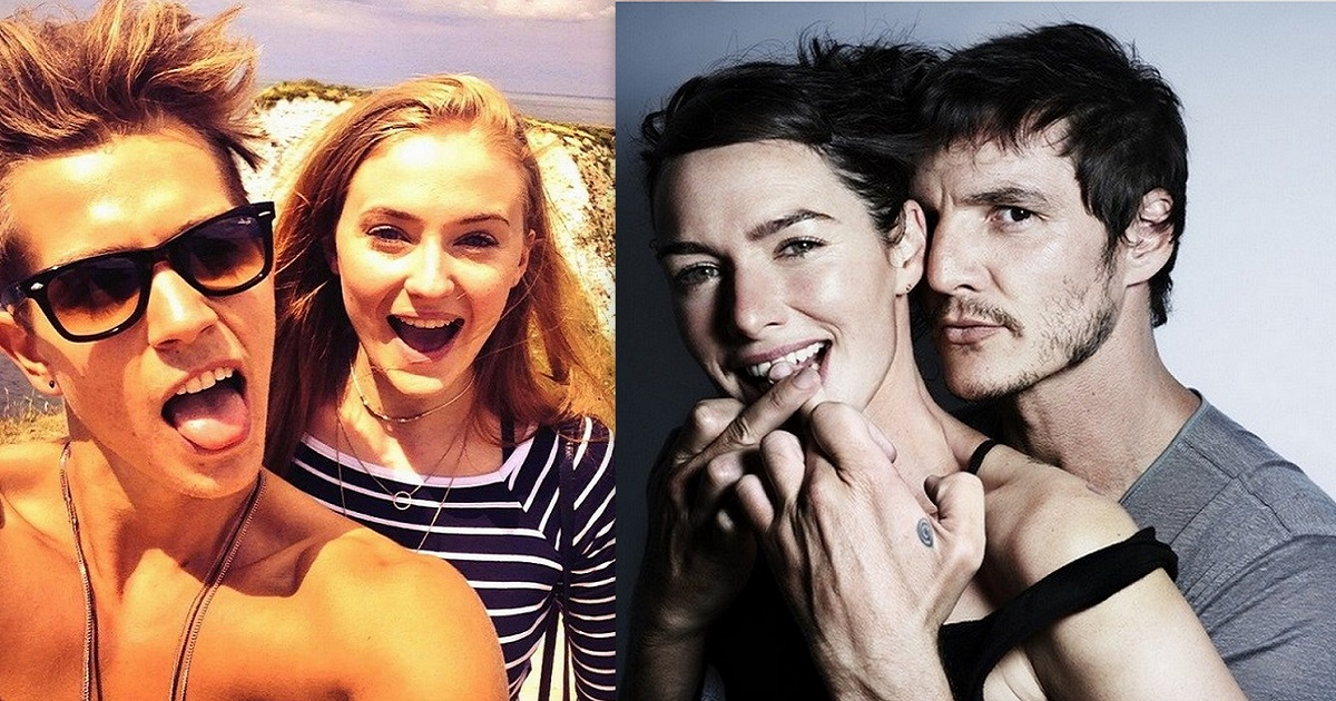 10 Game Of Thrones Actors With Their Love Partners In Real Life!
