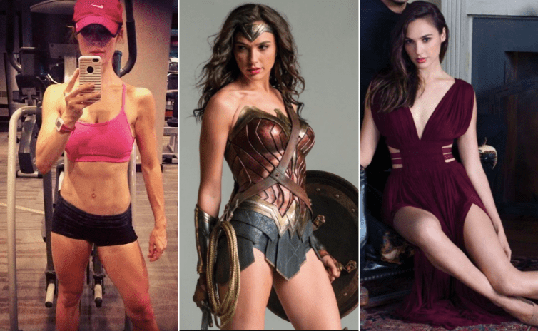 "12 Stunning Photographs With Rare Known Facts About Gal Gadot, DC's Charming ""Wonder Woman"""