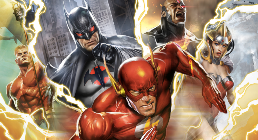 How Flashpoint Could Be A Massive Game-Changer For The DCEU
