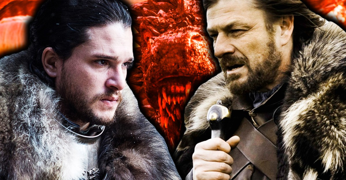 Ned Stark Hid A Major Clue In Jon Snow's Name And We All Missed It