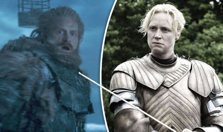 Game Of Thrones Season 8: Gwendoline Christie Teases MORE Romance For Brienne And Tormund