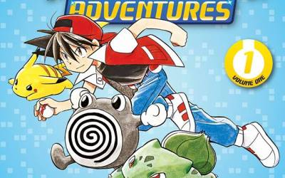Pokémon Adventures Vol 1
