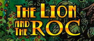 The Lion and the Roc Logo