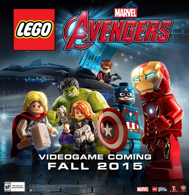 Poster do filme Os Vingadores: Lego - O Filme