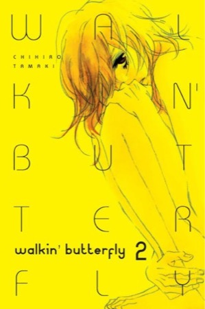 Walkin' Butterfly volume 2 cover