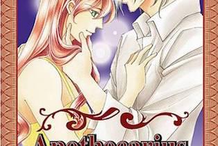 Apothecarius Argentum volume 8 cover