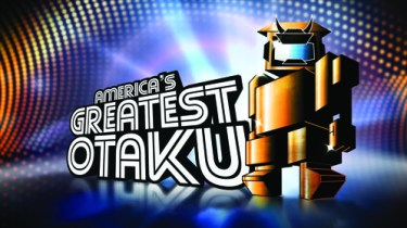 America's Greatest Otaku logo
