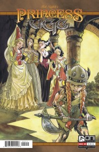 Princess Ugg #2 cover