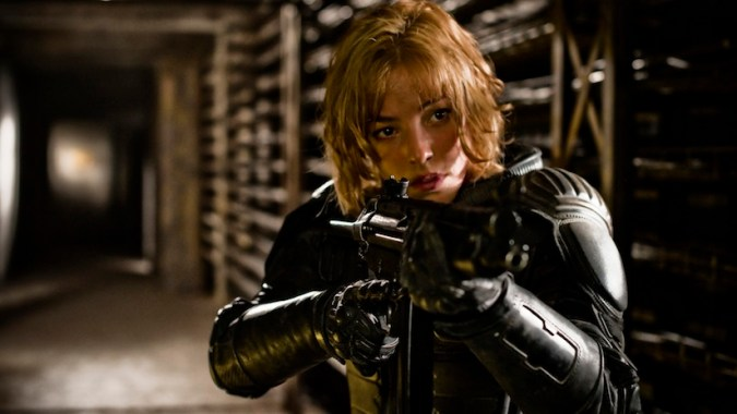 Olivia Thirlby as Judge Anderson