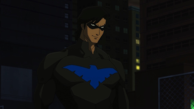 Son of Batman promo image -  Nightwing
