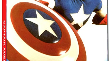 Captain America DVD cover