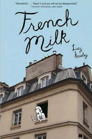 French Milk cover