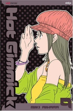 Hot Gimmick volume 9 cover