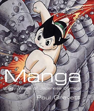 Manga: Sixty Years of Japanese Comics cover