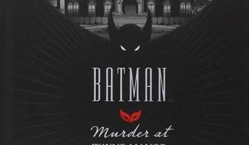 Batman: Murder at Wayne Manor cover