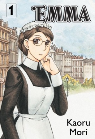 Emma volume 1 cover