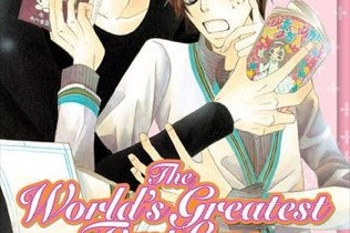 The World's Greatest First Love volume 1 cover
