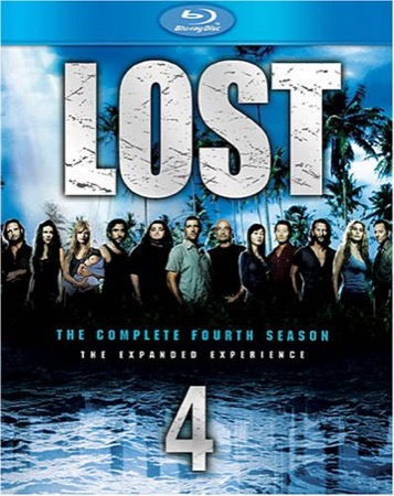Lost season 4 on Blu-ray