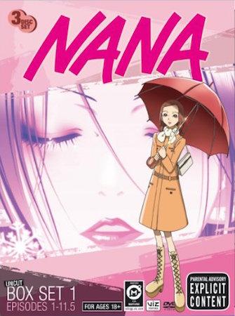Nana (Uncut Box Set 1)