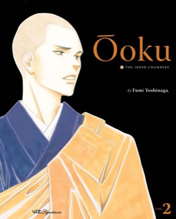 Ooku: The Inner Chambers volume 2 cover