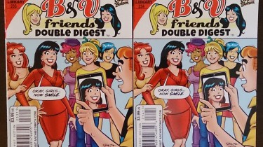 B&V Friends Double Digest