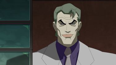 Joker in Dark Knight Returns Part 2