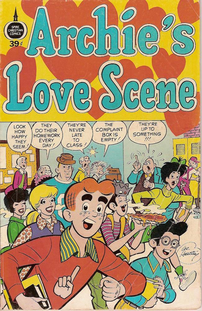 Archie's Love Scene
