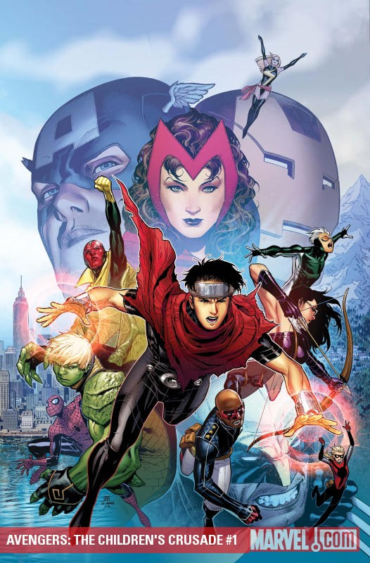 Avengers Childrens Crusade #1