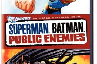 Superman/Batman: Public Enemies cover