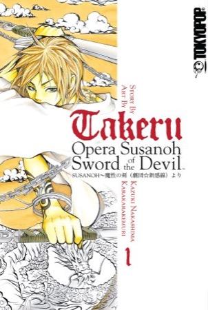 Takeru: Opera Susanoh