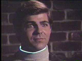 Automan's collar