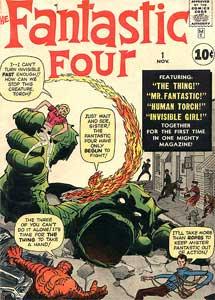 Fantastic Four #1
