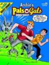 Pals n Gals #123 cover