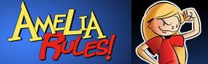 Amelia Rules! logo