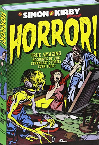 The Simon & Kirby Library: Horror