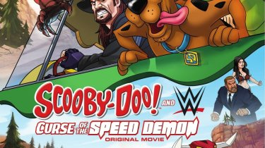 Scooby Doo and WWE: Curse of the Speed Demon