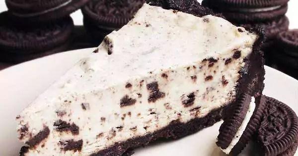 Torta Fácil de Oreo