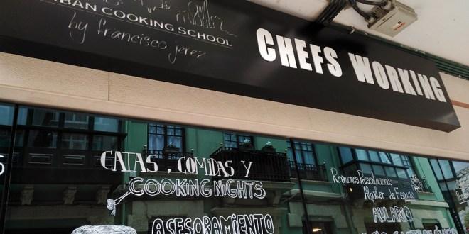 ChefsWorking Santander