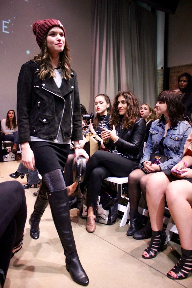 What I Learned from College Fashion Week