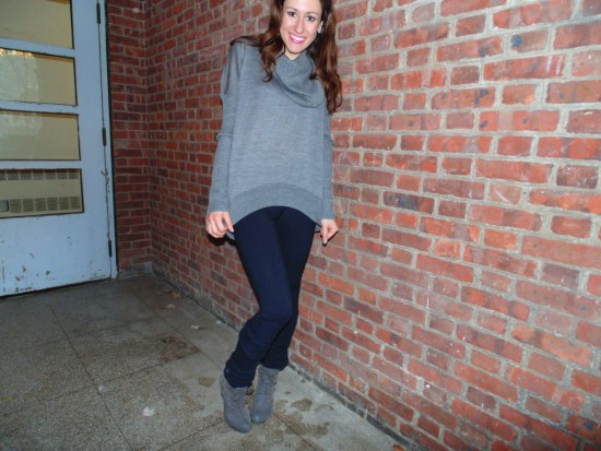 Mint Julep Boutique - Call Me Sweater in Grey