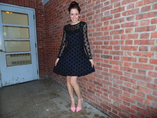 Sugarhill Boutique - Poppy Dress in Black