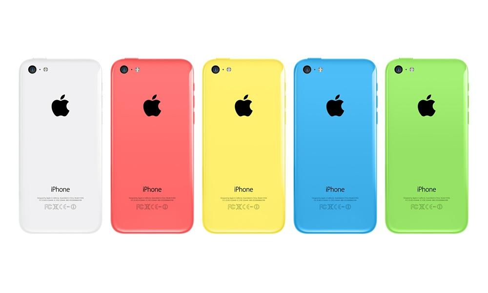 iPhone5s/iPhone5c SIMフリー