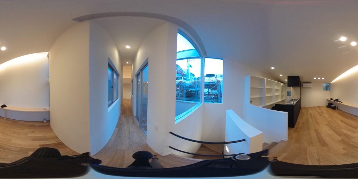 ザウスの完成見学会42 -神戸市・灘の家 THETA-