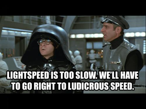 LudicrousSpeed