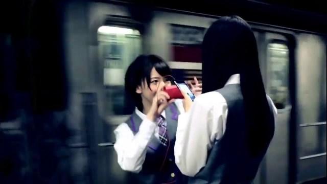 乃木坂46が出演するHTC JのCM