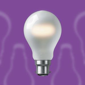 Shatterproof Normal Light Bulbs